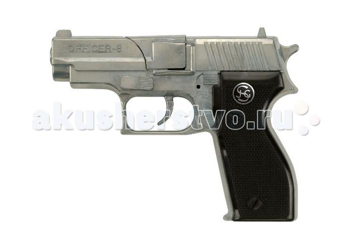 Игрушечное оружие Schrodel Игрушечное оружие Пистолет Mustang в коробке игрушечное оружие jja дротики с мелом для wipe out 3 шт