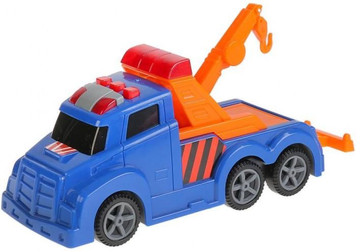 Купить Машины, Технопарк Машина со светом и звуком Эвакуатор 17 см