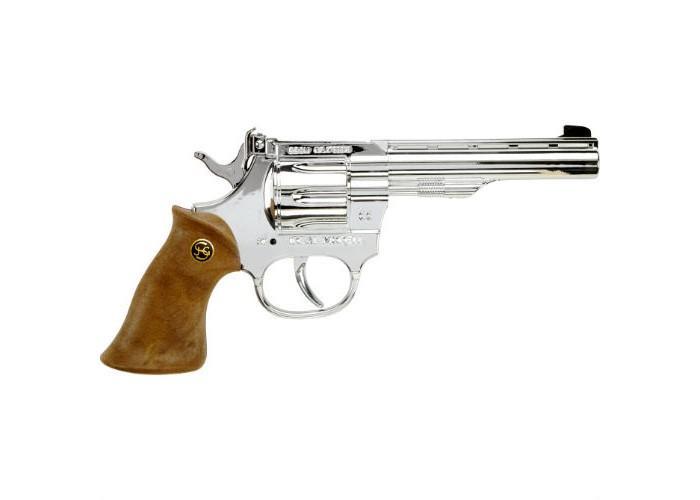 Игрушечное оружие Schrodel Игрушечное оружие Пистолет Kadett silber в коробке игрушечное оружие sohni wicke пистолет texas rapido 8 зарядные gun western 214mm