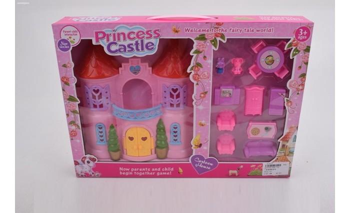 Джамбо Дом для кукол с мебелью JB0206559 фото
