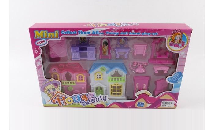 Кукольные домики и мебель Джамбо Кукольный домик с аксессуарами 1425981 недорого