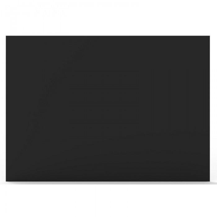 Доски и мольберты Attache Доска меловая настенная без рамы 50х70 см