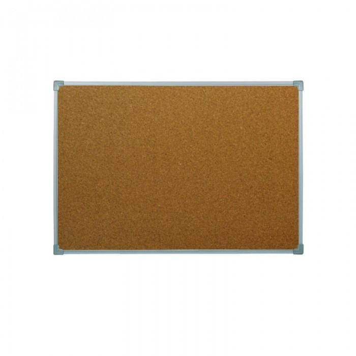 Attache Доска пробковая 90х120 см (металл) фото