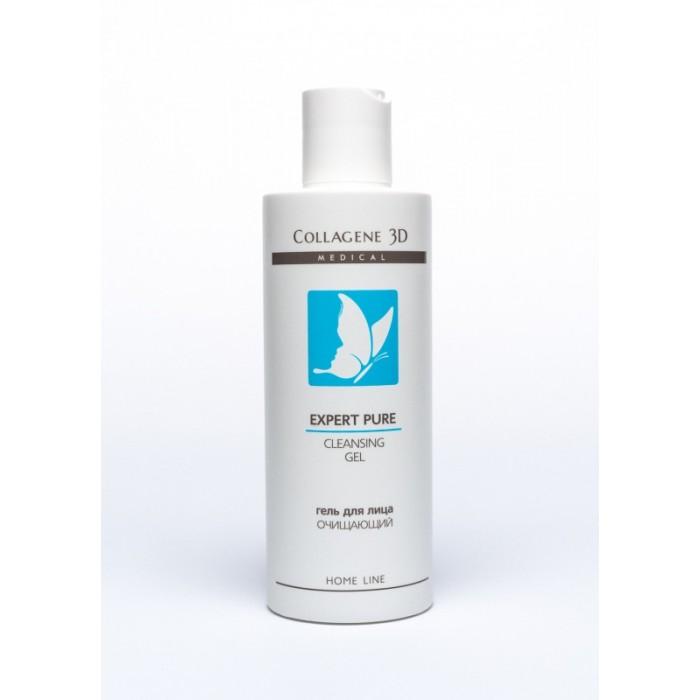 Косметика для мамы Medical Collagene 3D Очищающий гель для умывания Expert Pure 250 мл collagene 3d гель для лица очищающий expert pure 250 мл