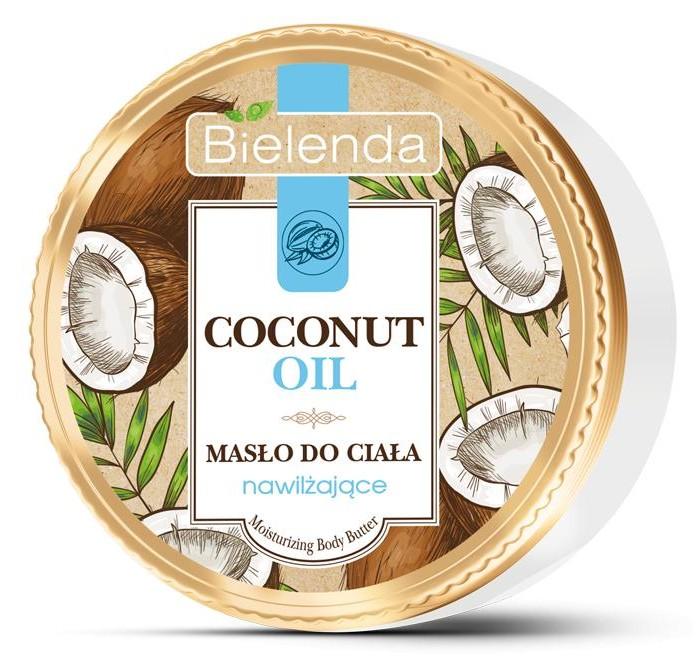Bielenda Coconut oil Увлажняющее масло для тела 250 мл от Bielenda