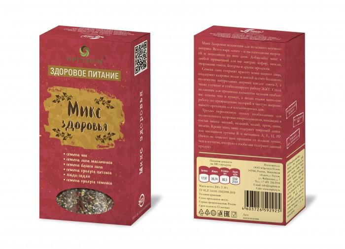 Правильное питание Оргтиум Микс здоровья 200 г