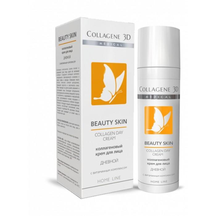 Купить Косметика для мамы, Medical Collagene 3D Крем для лица Beauty Skin дневной 30 мл
