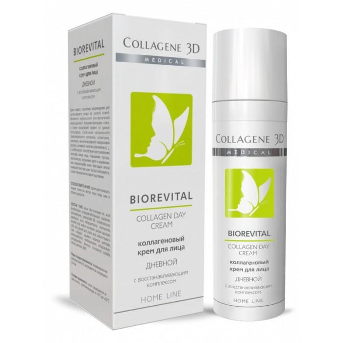 Medical Collagene 3D Крем для лица Biorevital дневной 30 мл