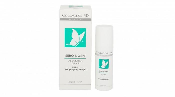 Купить Косметика для мамы, Medical Collagene 3D Крем для лица Sebo Norm 30 мл
