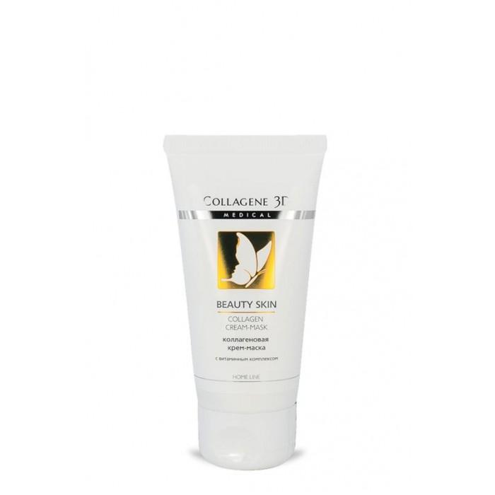 Купить Косметика для мамы, Medical Collagene 3D Крем маска для лица Beauty Skin 50 мл