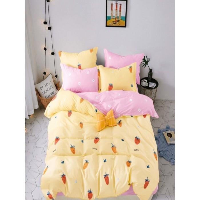 Купить Постельное белье 1.5-спальное, Постельное белье Dream Time BLK-46-SP-464-1C (3 предмета)