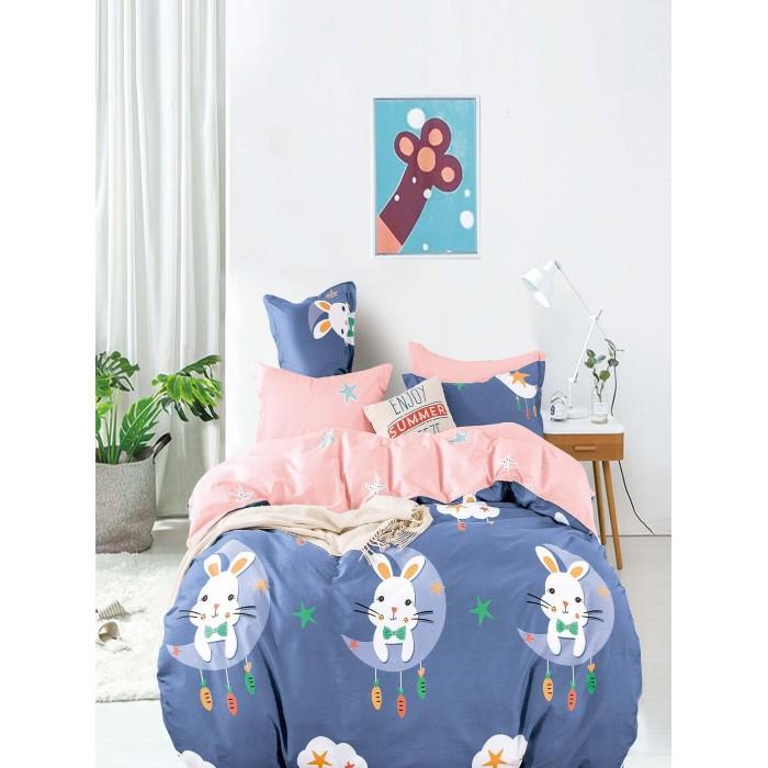 Купить Постельное белье 1.5-спальное, Постельное белье Dream Time BLK-46-SP-466-1C (3 предмета)