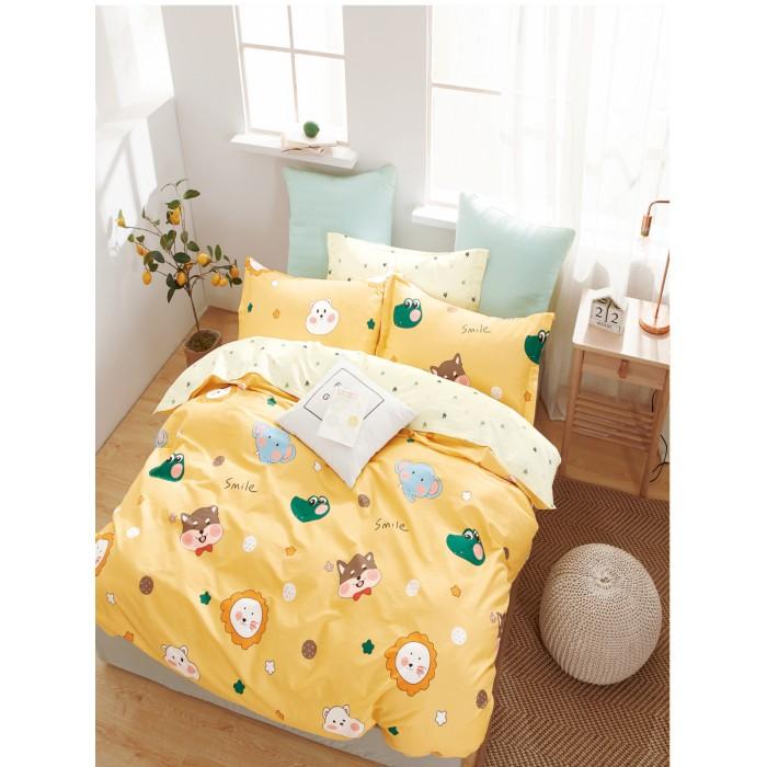 Купить Постельное белье 1.5-спальное, Постельное белье Dream Time BLK-46-SP-469-1C (3 предмета)