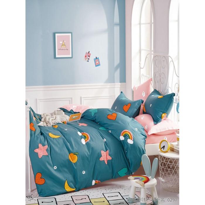 Купить Постельное белье 1.5-спальное, Постельное белье Dream Time BLK-46-SP-472-1C (3 предмета)