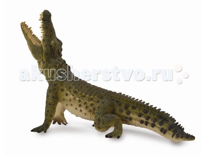 Gulliver <b>Фигурка</b> Нильский крокодил 17 см - Акушерство.Ru