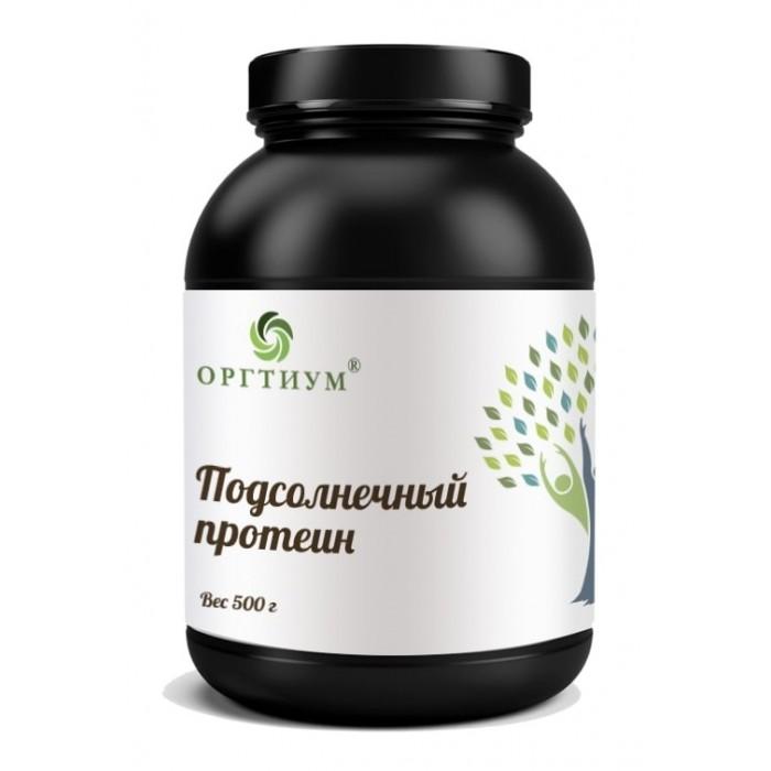 Оргтиум Подсолнечный протеин 500 г