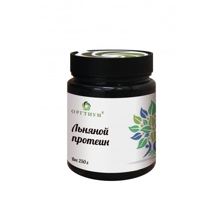 Оргтиум Протеин из семян льна 250 г