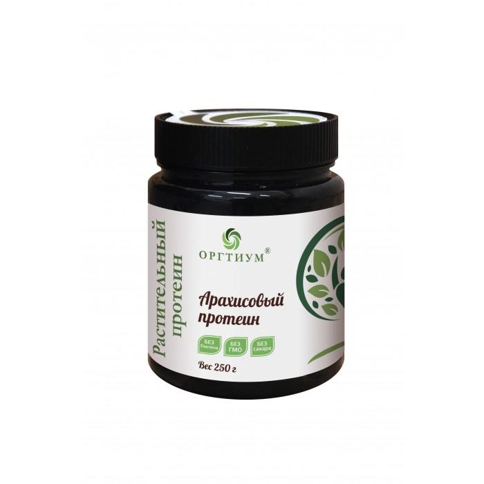 Оргтиум Арахисовый протеин 250 г