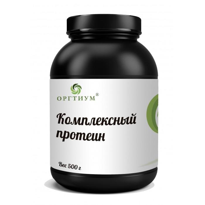 Фото - Правильное питание Оргтиум Комплексный протеин 500 г протеин