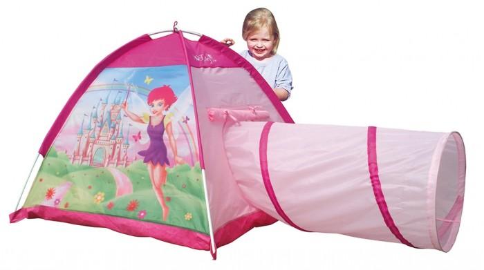 Джамбо Домик-палатка с туннелем Фея 170х112х94 см от Джамбо
