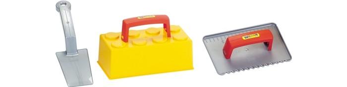Купить Полесье Набор каменщика №2 в интернет магазине. Цены, фото, описания, характеристики, отзывы, обзоры