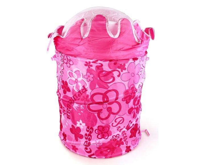 Ящики для игрушек Shantou Gepai Корзина Принцесса 45х50 см ящики для игрушек shantou gepai корзина зайка 36х48 см