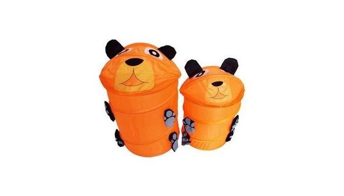 Ящики для игрушек Shantou Gepai Корзина Тигр 45х50 см спортивный инвентарь shantou gepai дартс детский с липучкой