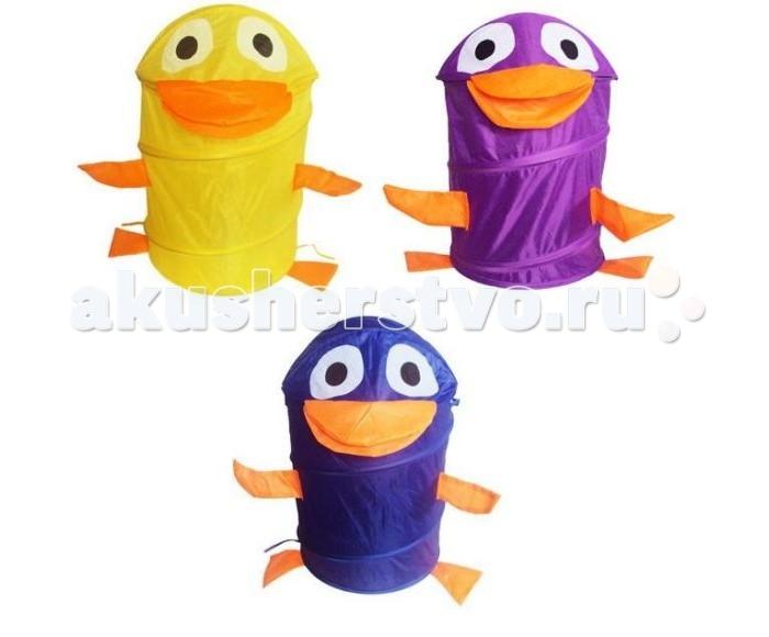 Ящики для игрушек Shantou Gepai Корзина Утенок 45х50 см спортивный инвентарь shantou gepai дартс детский с липучкой