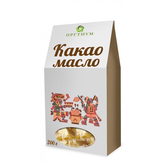 Оргтиум Какао масло натуральное 200 г