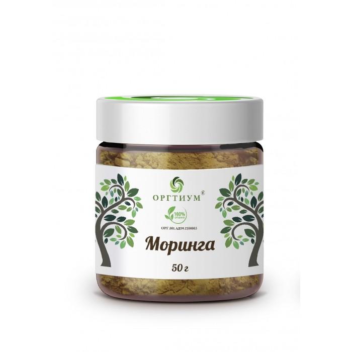 Правильное питание Оргтиум Моринга порошок из листьев 50 г недорого
