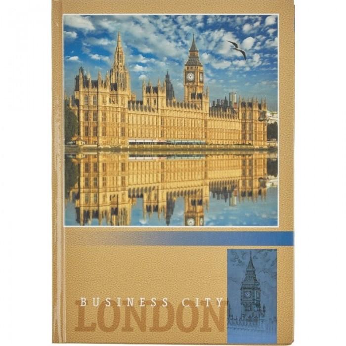 Канцелярия Attache Блокнот London А5 80 листов
