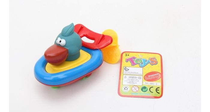 Игрушки для ванны Джамбо Игрушка Птичка август пазл для малышей птичка