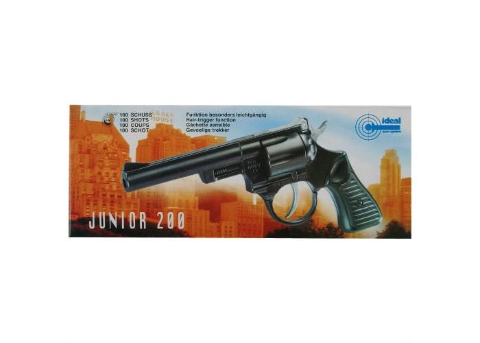 Игрушечное оружие Schrodel Игрушечное оружие Пистолет Junior 200 в коробке игрушечное оружие sohni wicke пистолет texas rapido 8 зарядные gun western 214mm