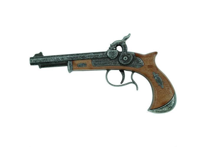 Игрушечное оружие Schrodel Игрушечное оружие Пистолет Derringer Single Shot игрушечное оружие sohni wicke пистолет texas rapido 8 зарядные gun western 214mm