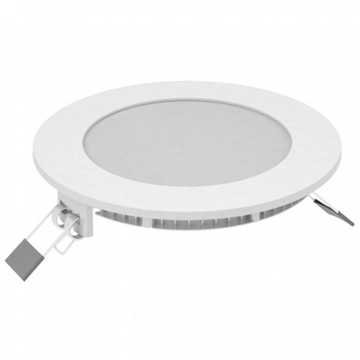 Светильники Gauss встраиваемый ультратонкий круглый IP20 15W 1250lm 6500K
