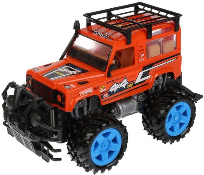 джип р у бигфут 1 18 технодрайв на бат Радиоуправляемые игрушки Технодрайв Джип Бигфут р/у 35х18х18 см