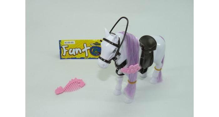 Игровые фигурки Джамбо Лошадь с аксессуарами JB0205406 our generation лошадь породы американская чистокровная с аксессуарами