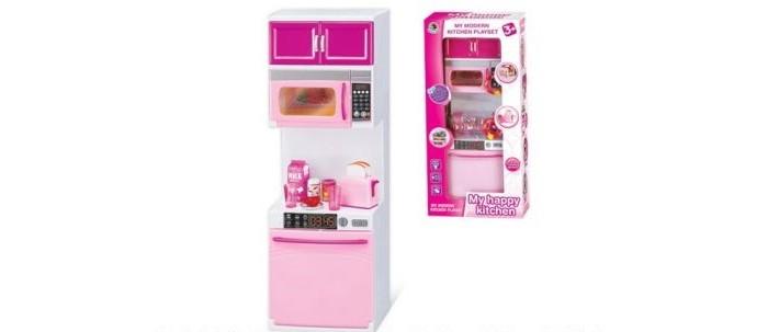 Кукольные домики и мебель Джамбо Мебель для кукол Кухня 1339985 мебель для барби кухня paremo мебель для барби кухня