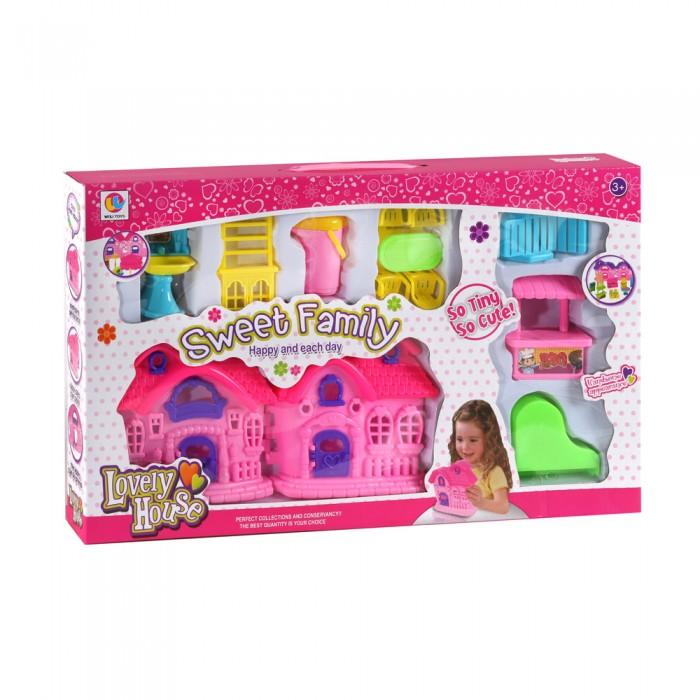 кукольные домики и мебель Кукольные домики и мебель Джамбо Набор Мебель 1344928