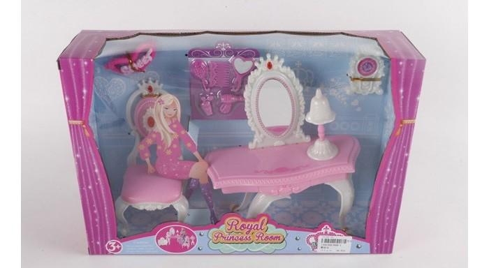 Кукольные домики и мебель Джамбо Мебель для куклы JB0205662 кукольные домики и мебель hape мебель для столовой