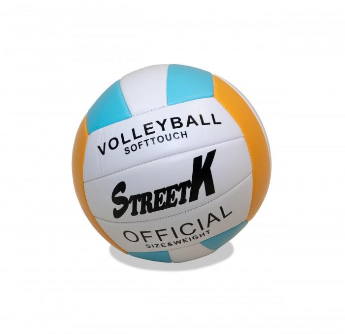 Мячи MooveFun Мяч волейбольный размер 5 волейбольный мяч