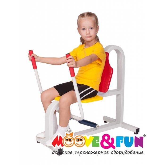 Тренажеры MooveFun Детский тренажер Жим от груди реабилитационный тренажер жим от груди сидя для инвалидов колясочников hercules а 132i