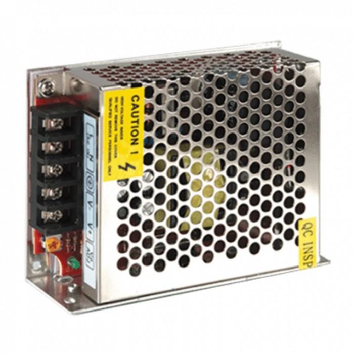 Фото - Светильники Gauss Блок питания LED STRIP PS 40W 12V блок питания osnovo ps 12048 упак 1шт
