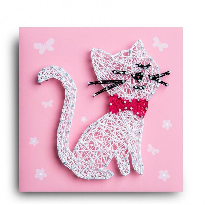 Купить Наборы для творчества, String Art Lab Набор для творчества Стринг арт Кошка П005