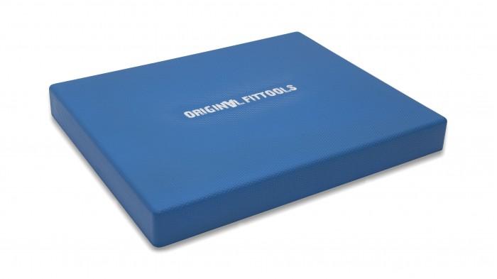 цена на Спортивный инвентарь Original FitTools Балансировочный мат 50х40х5 см