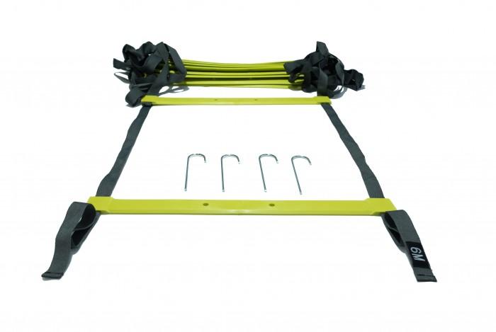 цена на Спортивный инвентарь Original FitTools Лестница координационная 6 м 13 секций
