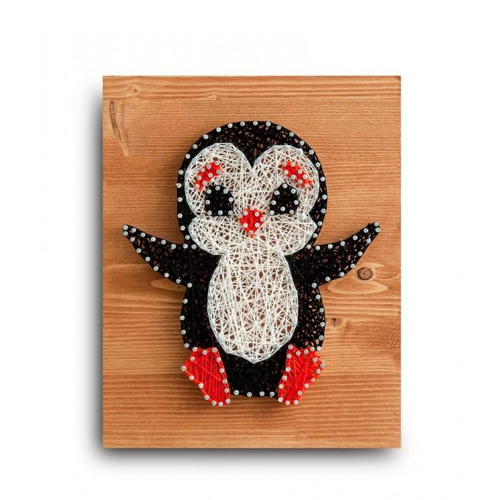Купить Наборы для творчества, String Art Lab Набор для творчества Стринг арт Пингвин