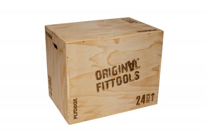 Спортивный инвентарь Original FitTools Платформа для запрыгивания
