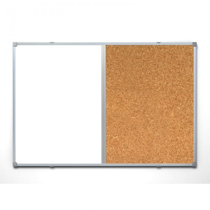 Купить Доски и мольберты, Attache Доска для информации комбинированная 90х120 см