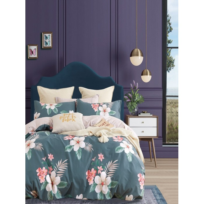 Купить Постельное белье 1.5-спальное, Постельное белье Dream Time Комплект BL-46-SP-139-1C (4 предмета)